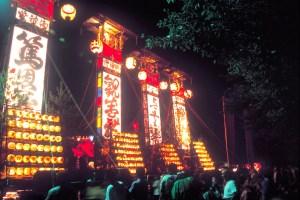 寺家キリコ祭り