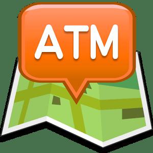 銀行ATMまっぷ(アイコン)