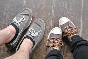ハウステンボス 恰好 靴