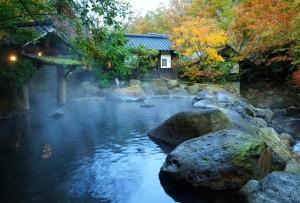旅館山みず木露天風呂