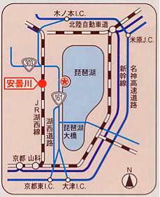 こどもの国MAP