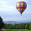 熱気球体験フライト