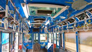 水族館電車