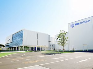 メグミルク 阿見工場