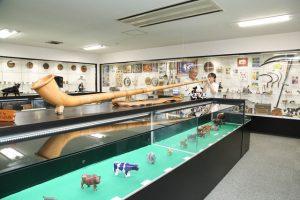 トモエ乳業 牛乳博物館