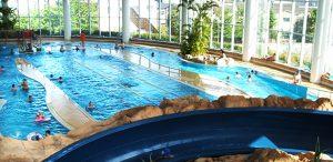 すみだスポーツ健康センター 温水プール