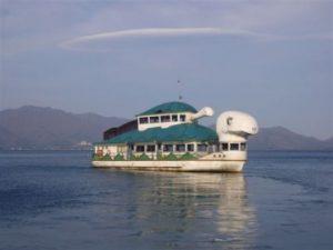 磐梯観光船