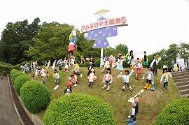 かみのやま温泉全国かかし祭