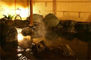 吹割風呂 上田屋旅館