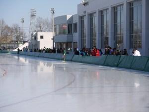 釧路市柳町スピードスケート場