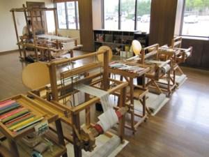 小千谷織物工房 織之座