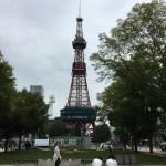 札幌のシンボル☆さっぽろテレビ塔