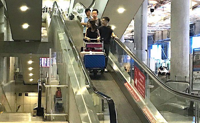 バンコク空港画像