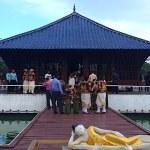 【シーママラカヤ寺院 】でホッとひと息のコロンボ観光【スリランカ】