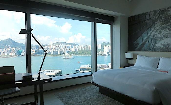 客室からの眺望画像