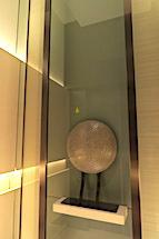 エレベーターのアート画像