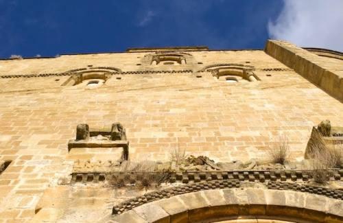 ロアーレ城入り口の画像