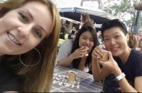 さらば愛しのNYの英語学校仲良しクラスメイトたち。