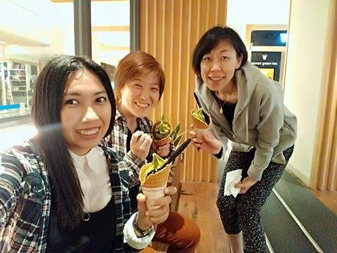 フィリピン留学 IELTSクラスのLyn先生をあやしい英語で東京案内。その3・最終話