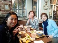フィリピン留学 IELTSクラスのLyn先生をあやしい英語で東京案内。その1