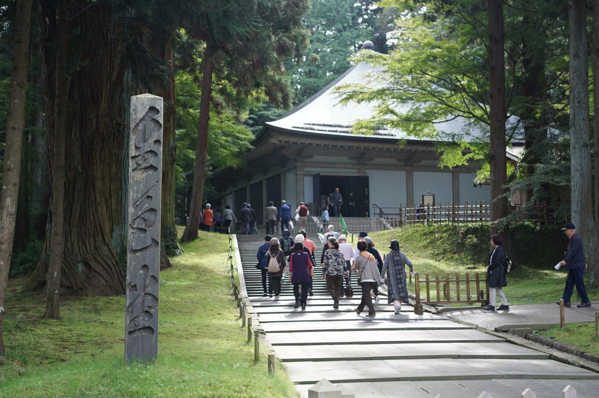 平泉 中尊寺 金色堂