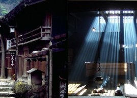 "You feel like time travel back to Edo period! ""Tsumago-juku"""