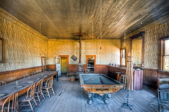 Saloon in Bodie