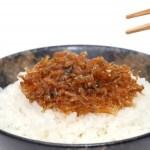 お米 食事 和食 佃煮