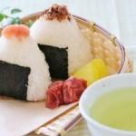 おにぎり お米 食事 和食
