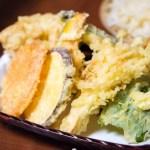 天ぷら 揚げ物 食事 和食