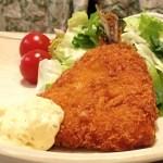 アジフライ 揚げ物 惣菜 食事 和食