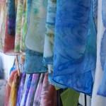 生地 スカーフ ファッション ショップ