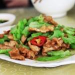 中華 食事