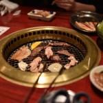 焼肉 食事 お肉 和食