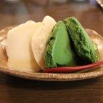アイス 抹茶 甘味 日本