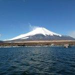 富士山 自然 風景