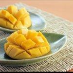 マンゴー 甘味 果物