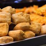 豆腐 食事 和食 厚揚げ 屋台