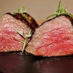 お肉 食事 洋食 ローストビーフ