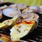牡蠣 海鮮 貝類 食事 和食