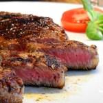 ステーキ お肉 食事 洋食