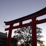 鳥居 神社 仏閣