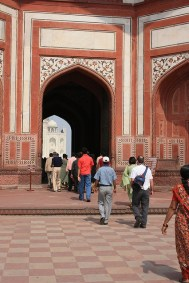 Comment aller au Taj Mahal