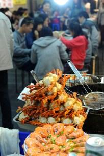 Marche Shilin - un crabe?