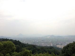 vue de Sanctuaire Kompira, Kawaga