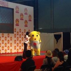 Funassyi at Japan Expo 2014