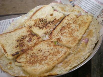 … qui était plutôt de l'omelette au pain ^_^