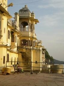 Arrivée à Udaïpur