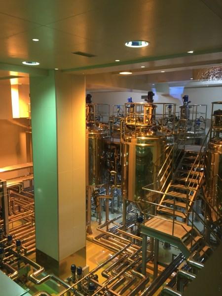 東京府中 サントリー武蔵野ビール工場