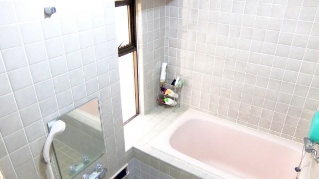 梅雨の風呂掃除を簡単に